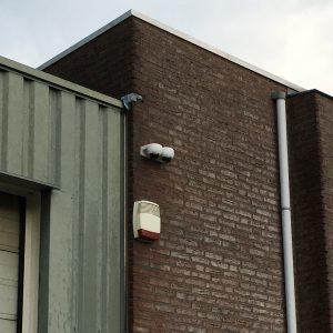 IPC-HDBW2431RP-ZS Hoofdingang Rosmalen