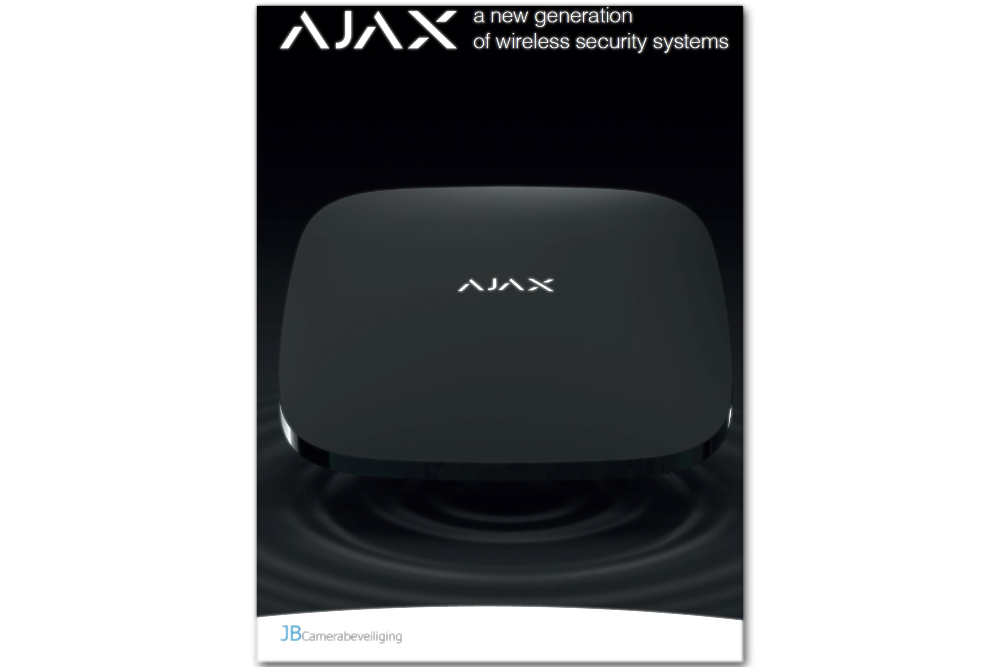 Brochure AJAX Systems