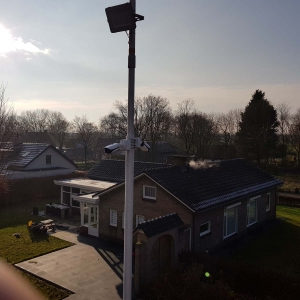 Full HD Camerabeveiliging Verstraten Handelsonderneming Langenboom