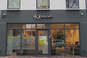 Camerabeveiliging 3M Advocaten Nijmegen