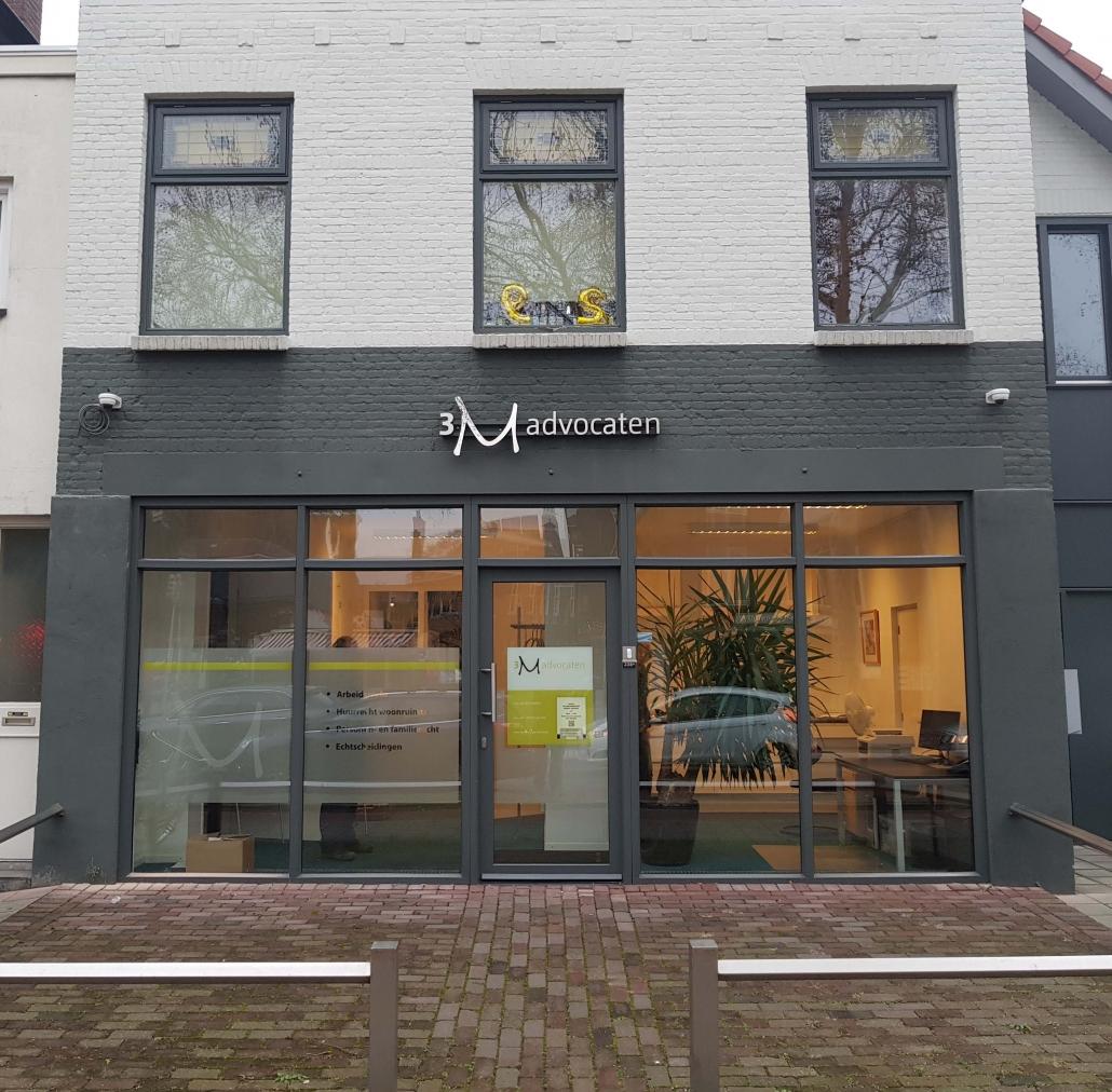 Full HD Camerabeveiliging 3M Advocaten Nijmegen