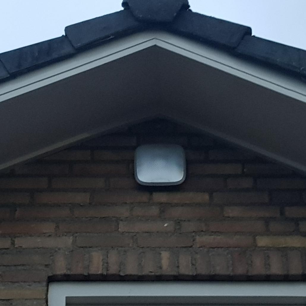 Buitensirene draadloos alarmsysteem - Langenboom