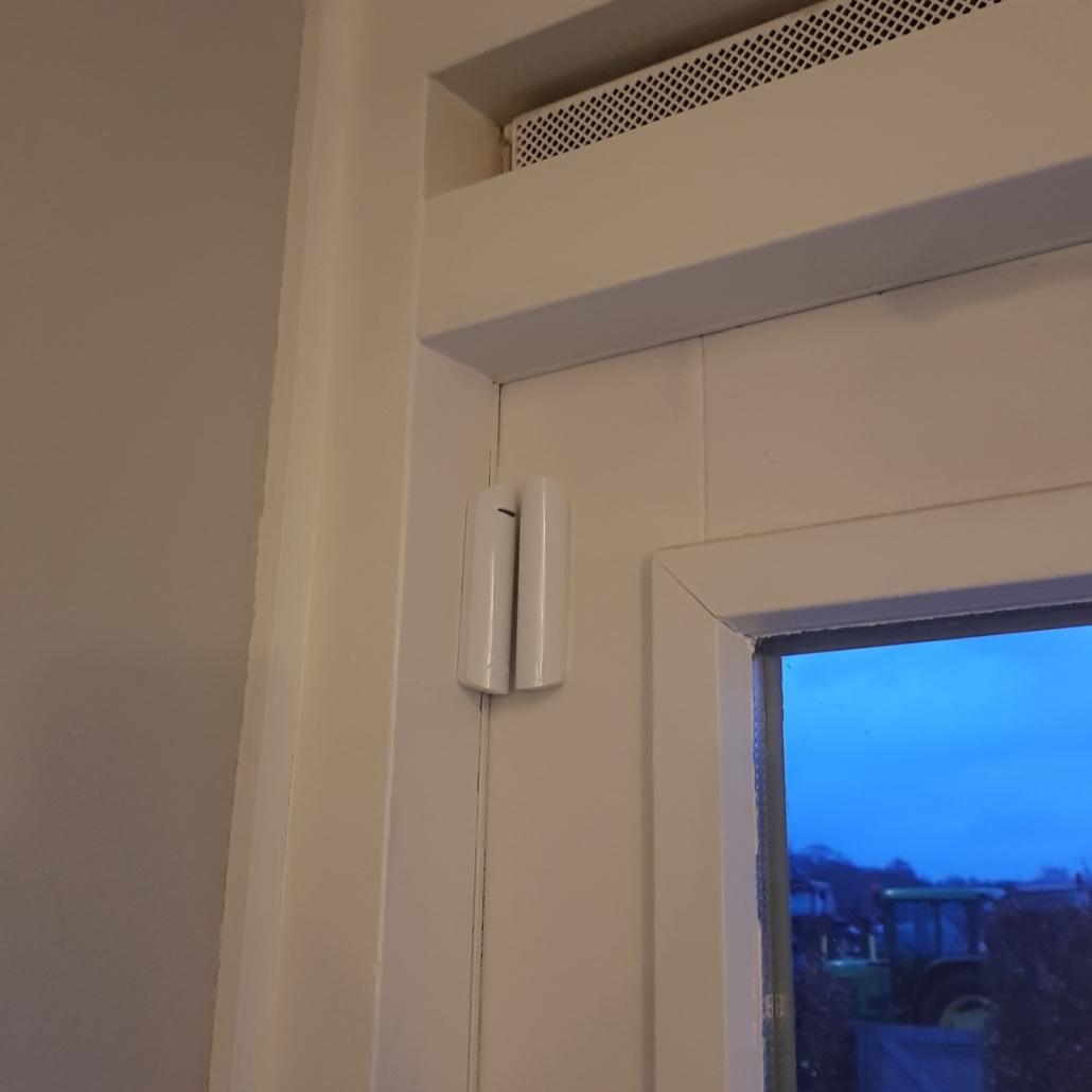 Deurcontact draadloos alarmsysteem - Langenboom