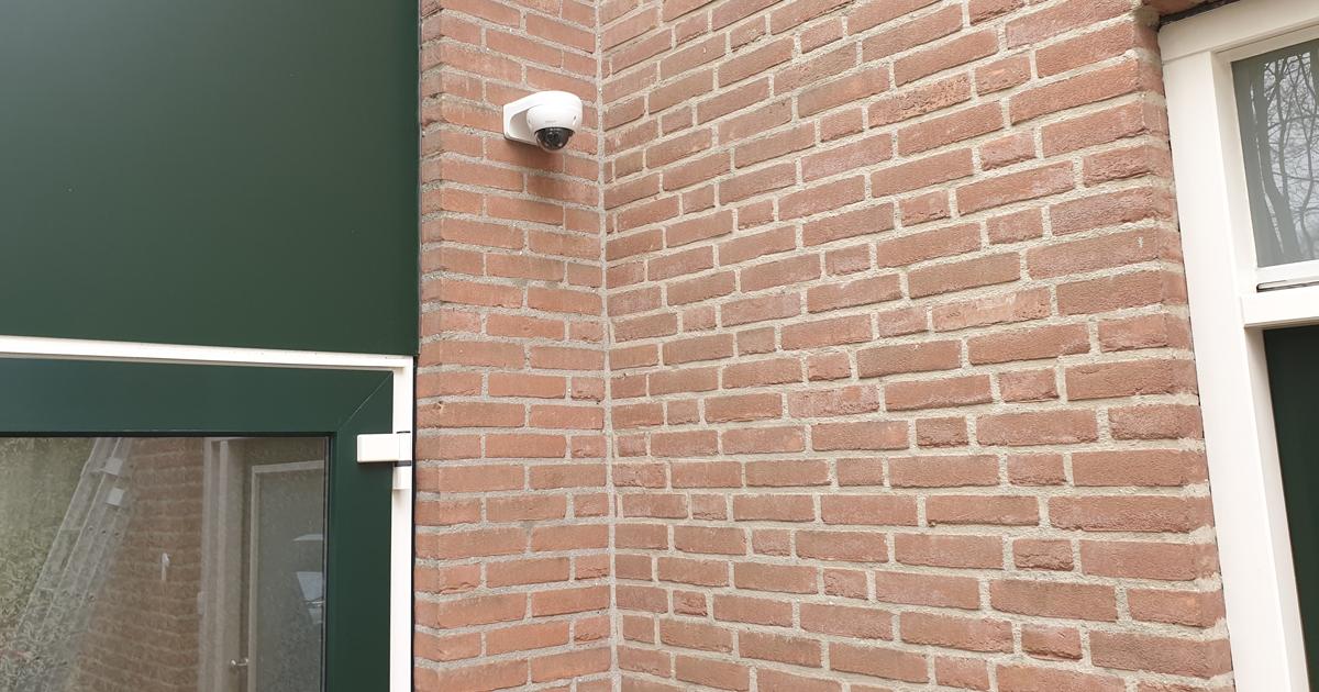 2 Megapixel FULL HD Camerabeveiliging met Starlight - Cuijk