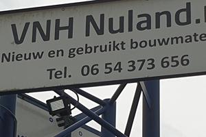 Camerainstallatie VNH Nuland - Rosmalen