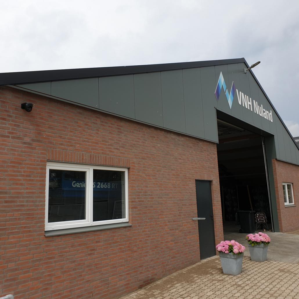 FULL HD Camerabeveiliging VNH Nuland - Rosmalen