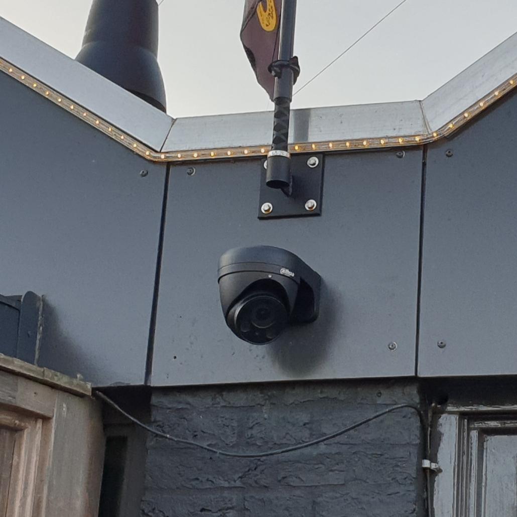 Dahua Camerabewaking Snackbar Peter Loeffen