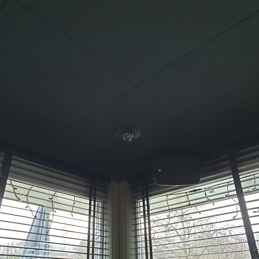 FULL HD Camerabeveiliging Restaurant Bomenpark Heesch