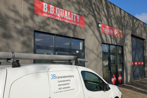 JB Camerabeveiliging Online Slagerij BBQuality Oss
