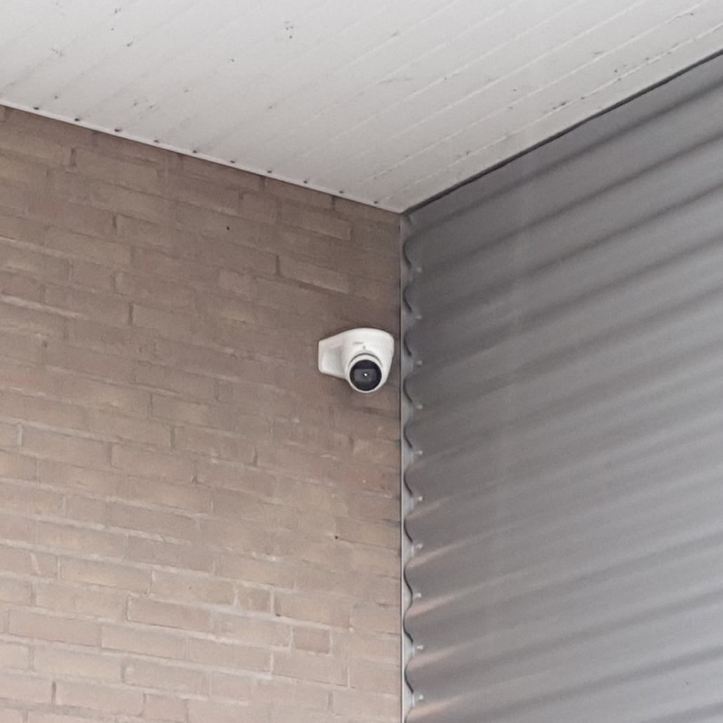 5 Megapixel Camerabewaking De Turck Automaterialen Eindhoven