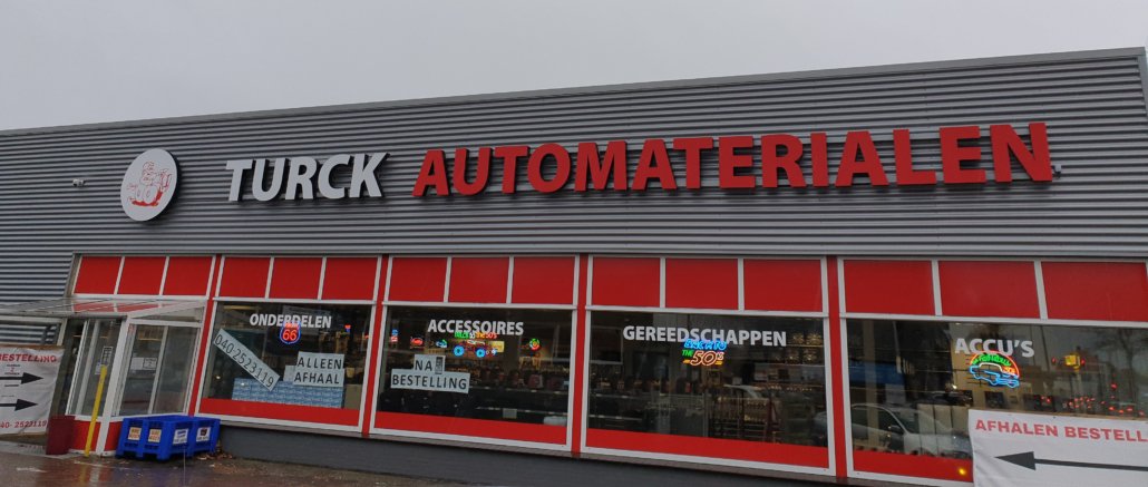 De Turck Automaterialen Eindhoven