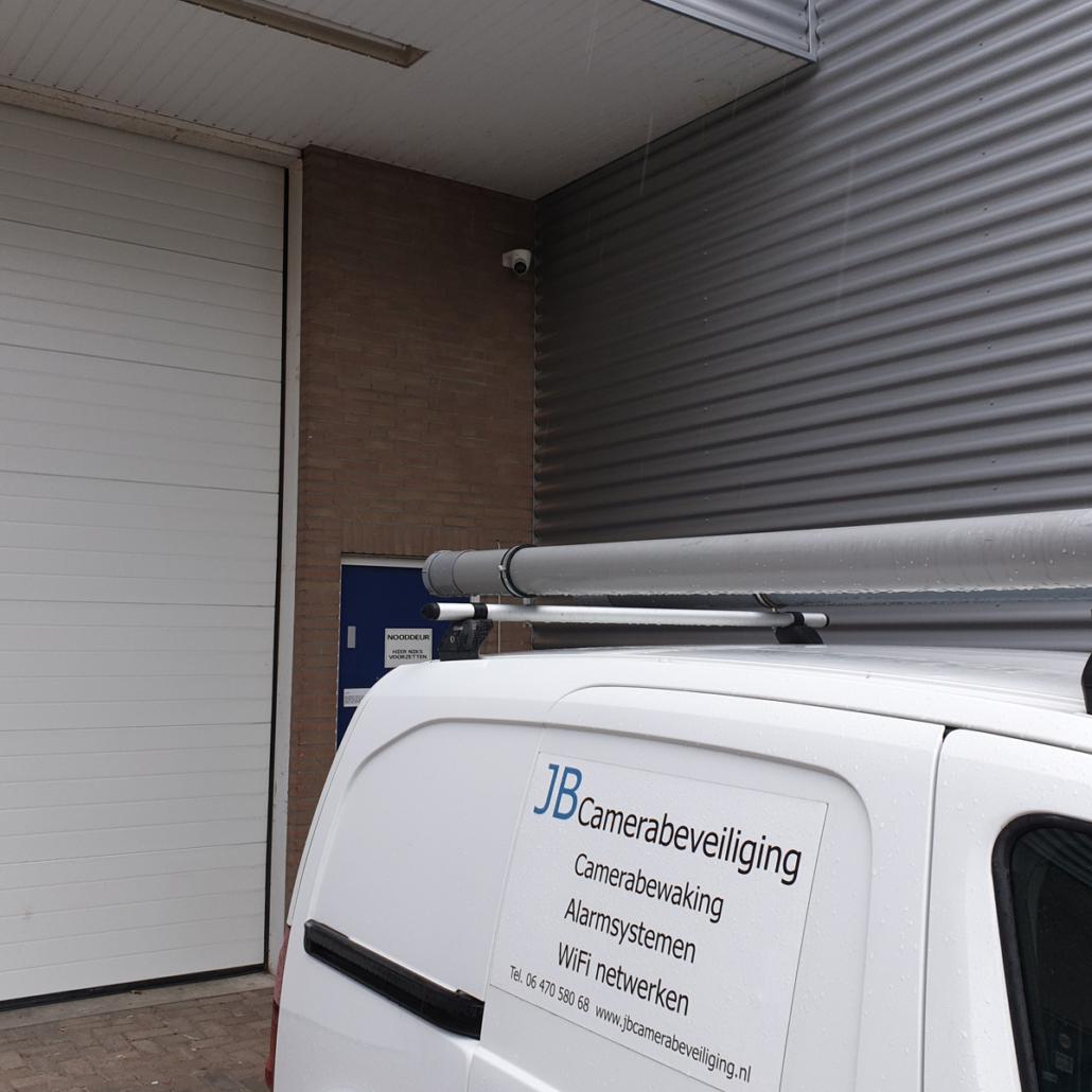 JB Camerabeveiliging De Turck Automaterialen Eindhoven